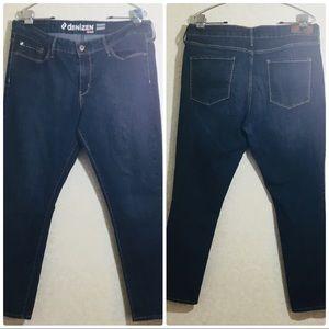 Denizen Levi Modern Skinny Plus Size Jeans